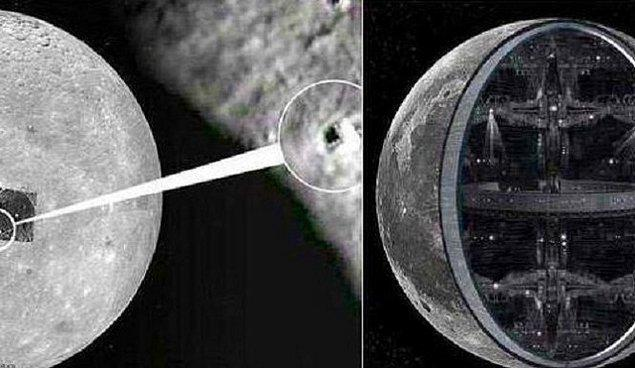 26. Uçuk Bir Uzay Teorisi: Ay Doğal Yollarla mı Oluştu, Uzaylılar Tarafından mı İnşa Edildi?