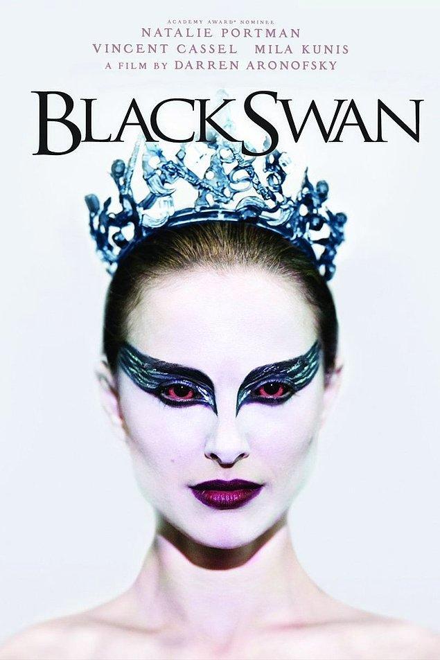 13. Black Swan (Siyah Kuğu), 2010