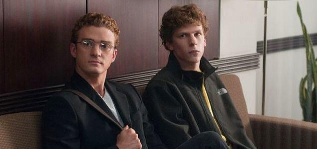 13. The Social Network / Sosyal Ağ filminde Zuckerberg'in önünü açan ve Justin Timberlake'in canlandırdığı karakter, bunlardan hangisinin sahibiydi?