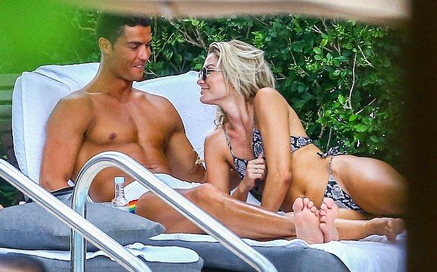 6. Peki kimdi bu Cristiano'nun hem kalbini hem de aklını çalan gizemli hanımefendi?
