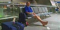 Голландец прождал виртуальную знакомую в аэропорту 10 дней