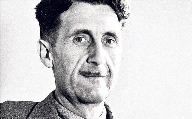 12. Orwell, 1984 yayımlandıktan sadece 7 ay sonra hayatını kaybetmişti.