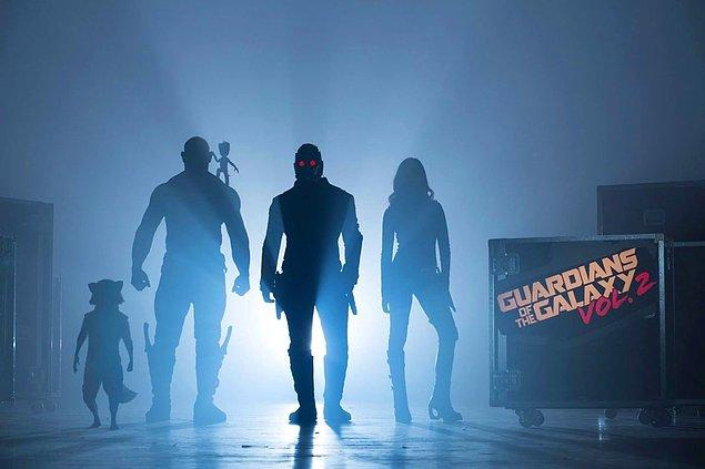 6. Guardians Of The Galaxy Vol.2
