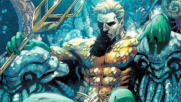 13. Aquaman