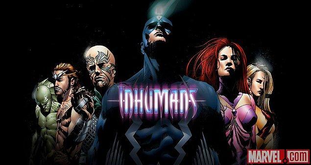18. The Inhumans