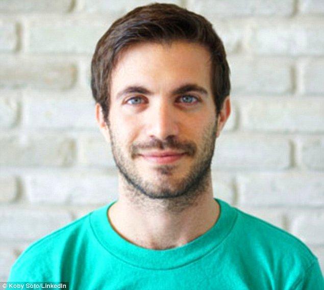 1. Koby Soto 28 yaşında, İsrail'in Tel Aviv kentinde yaşayan ve erkek arkadaşı tarafından telefonda terk edilen bir adam.
