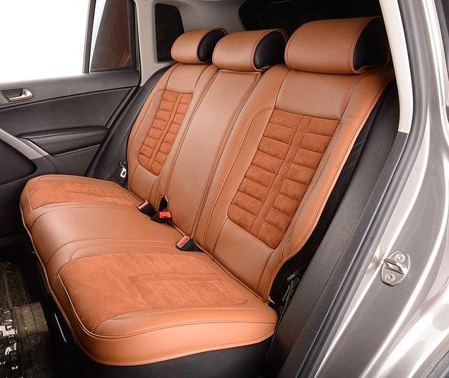 6. Yeni alınmış bir arabanın deri koltuklarının kokusu... Evet düşüncelerini alalım!