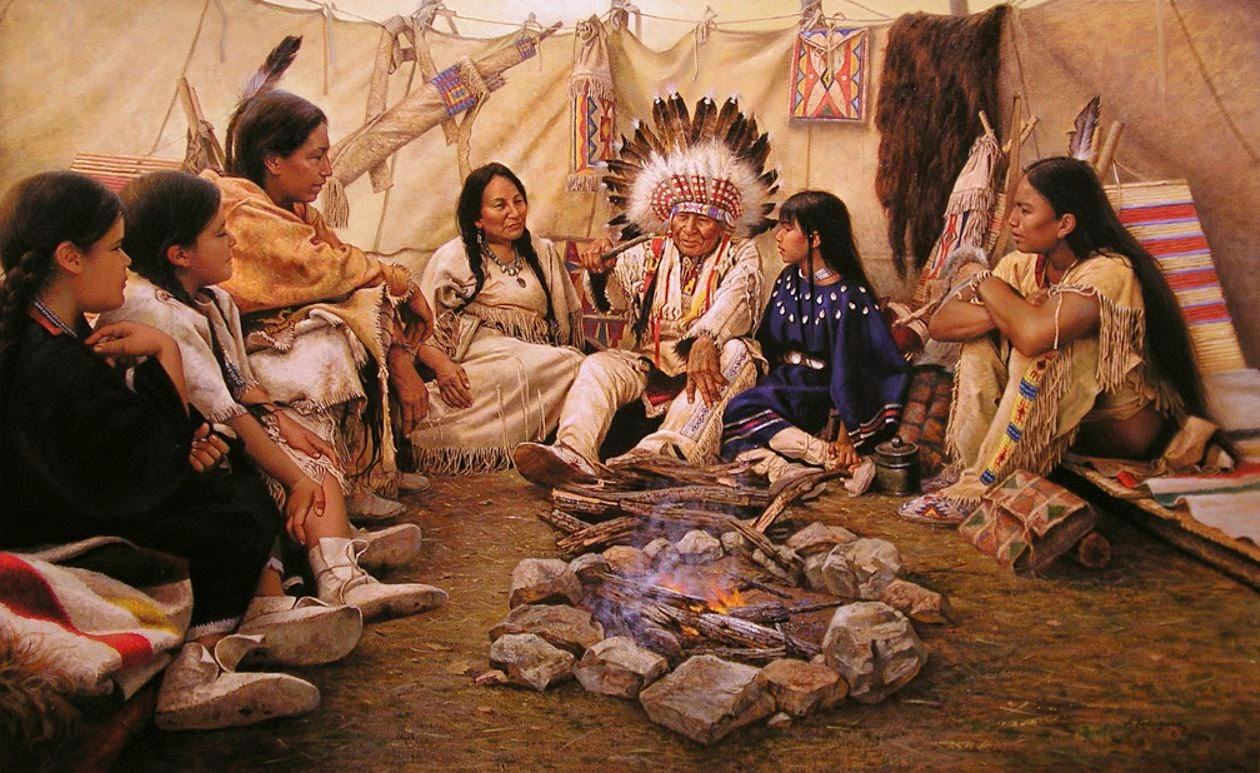 19 Golden And Wise Life Rules By Native Americans To Live By ...