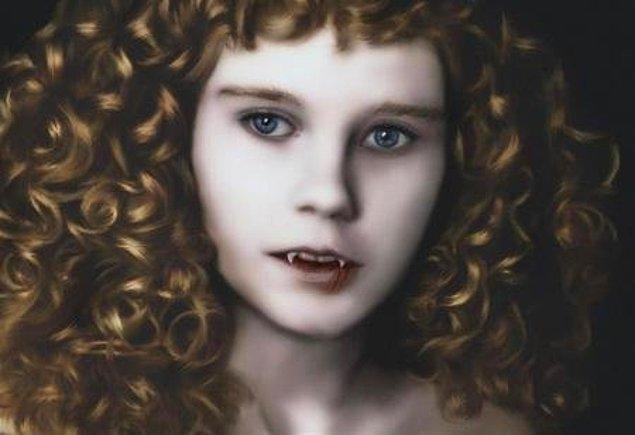 10. Claudia Karakteri ile Kinsten Dunst