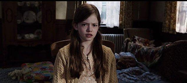 15. Cindy Karakteri ile Mackenzie Foy
