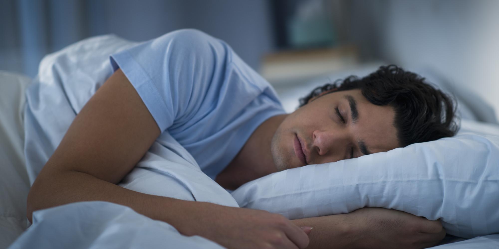 Картинка люди ночью спят
