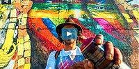 Удивительное граффити для Олимпиады в Рио