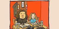 История любви: про пару, рисующую иллюстрации о проведенных вместе счастливых днях