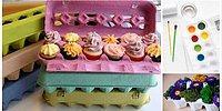 18 креативных подходов к использованию упаковки из-под яиц