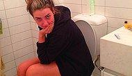 Yet Another Weird Trend: Girls Taking Pooing Photos!