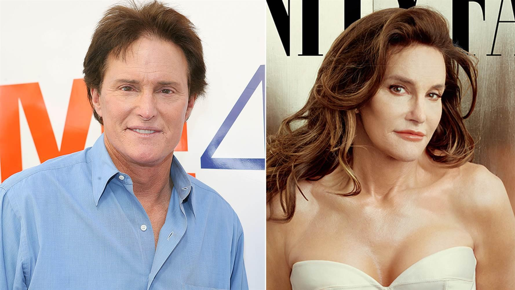 Bruce after jenner pictures before and