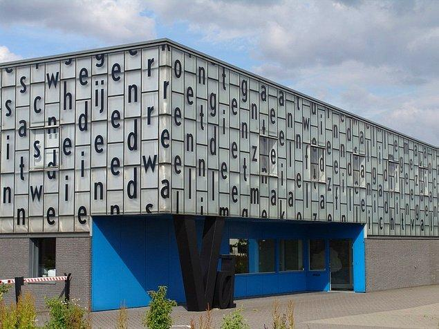14. Veenman Printer Binası, Hollanda