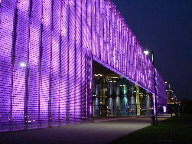7. Lentos Modern Sanat Müzesi, Avusturya