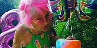 Самой отвязной бабуле Инстаграма исполнилось 88, и она не перестает зажигать!