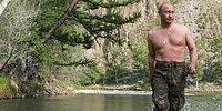42 Photos Proving Vladimir Putin Never Jokes Around!