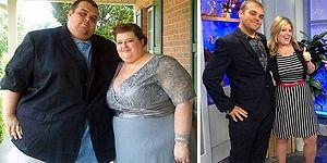 20 пар, похудевших вместе: фото до и после