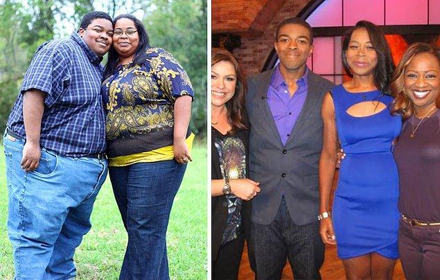 Эта пара смогла избавиться от внушительных 226 кг за 2 года