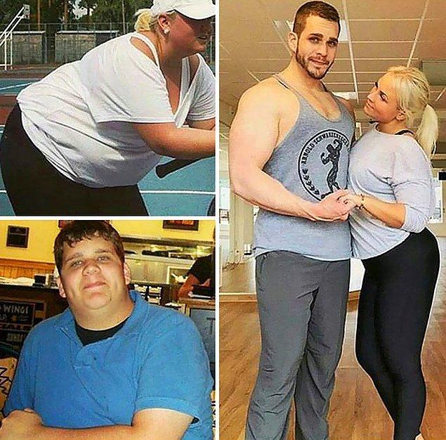 Преображение этой пары очень вдохновляет!