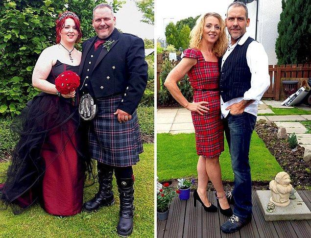 Марк смог похудеть с 133 кг до 76, а его жена, весившая 95 кг, похудела до 57