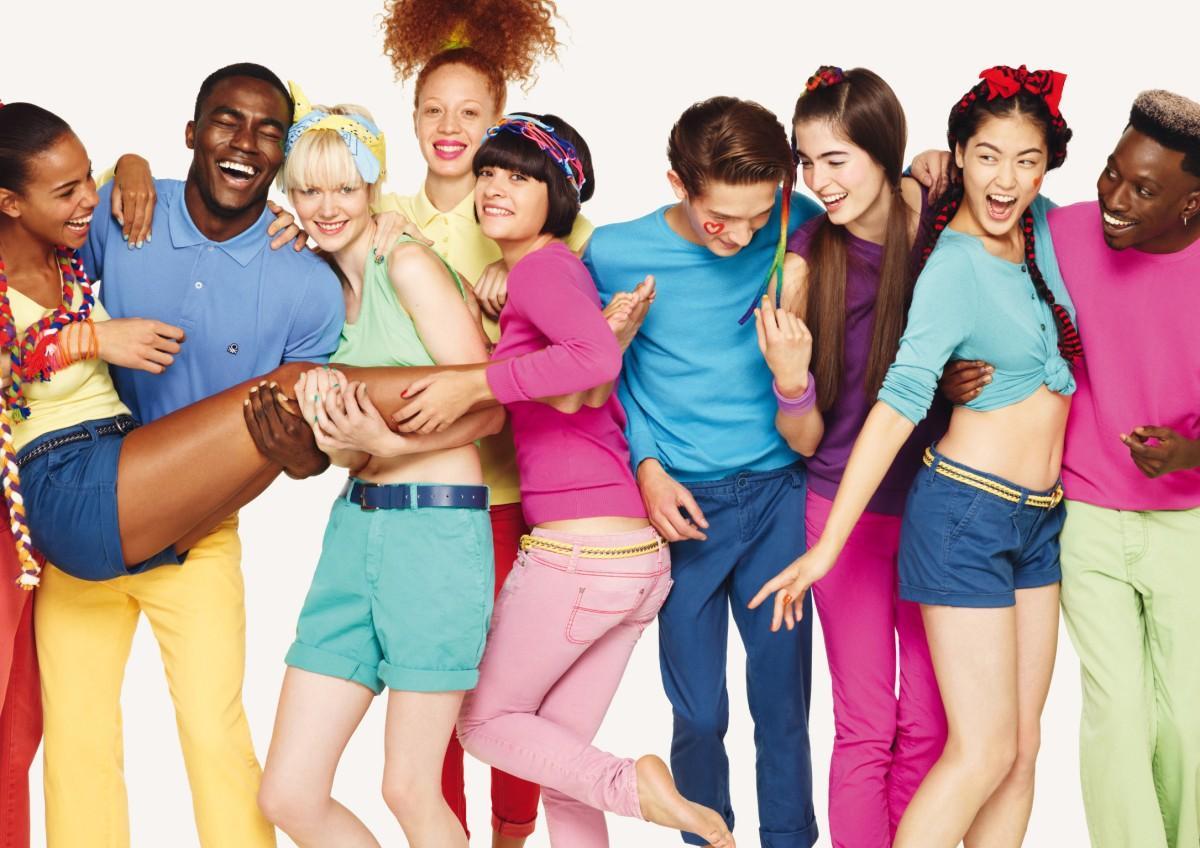 Днем, картинка с разными цветами для людей