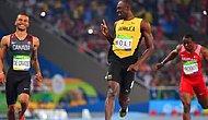 Усэйн Болт и Андре де Грассе в полуфинале Олимпийских игр: Проще простого