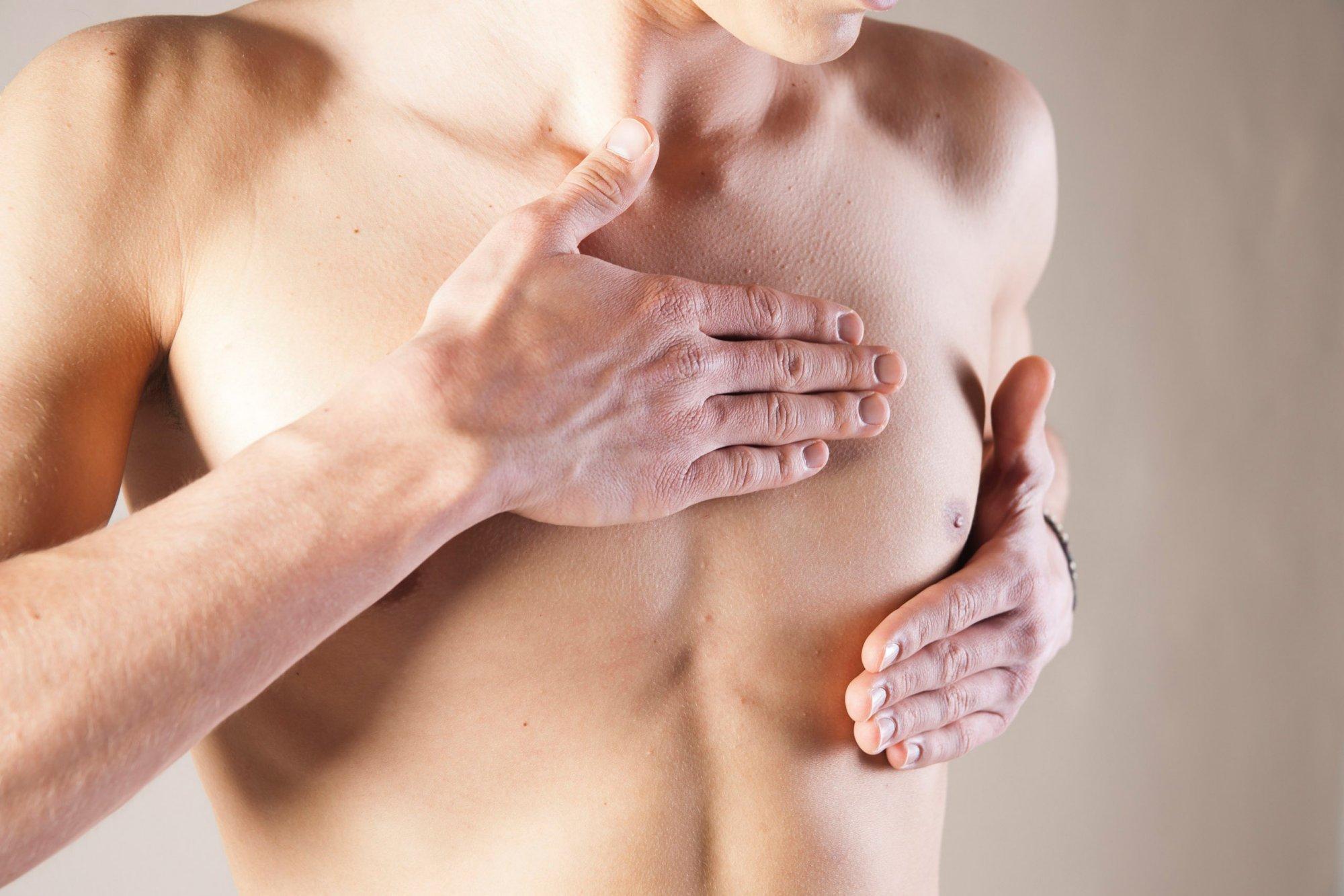 Фото здоровой груди и сосков 9 фотография