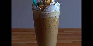How to Make Your Own Caramel Frappe?!