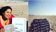 Девушка настолько мечтала об этой работе, что ей захотелось выйти за нее замуж!