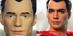 25 ультра-реалистичных кукол с перерисованными лицами