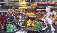 Толпа на Тайване устремилась за покемоном