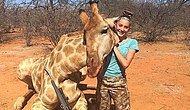 12-летняя любительница сафари получает комментарии с угрозами за фото с убитыми ею животными