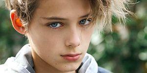 Самый красивый мальчик в мире - по нему сходят с ума все пользователи интернета