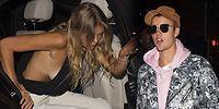 Джастин Бибер весело погулял с моделью Бронте Блэмпид