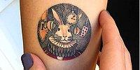 Изящные татуировки-миниатюры постепенно завоевывают мир
