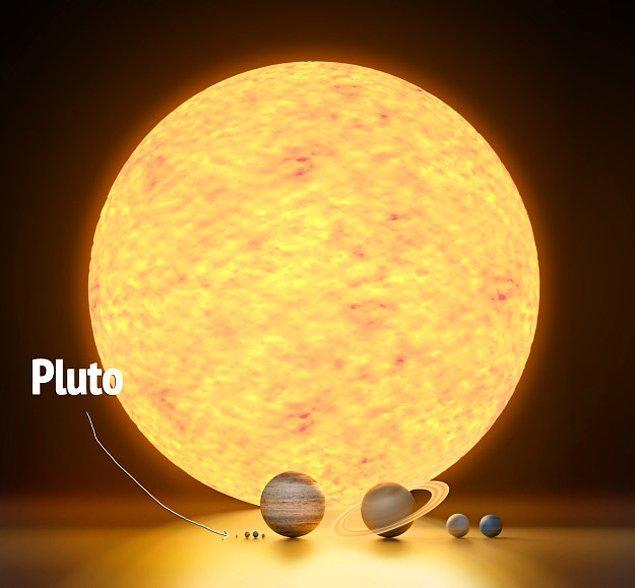 И, кстати, с момента открытия Плутона (а было это в 1930 году) и до момента лишения его статуса планеты он не сделал ни одного оборота вокруг Солнца