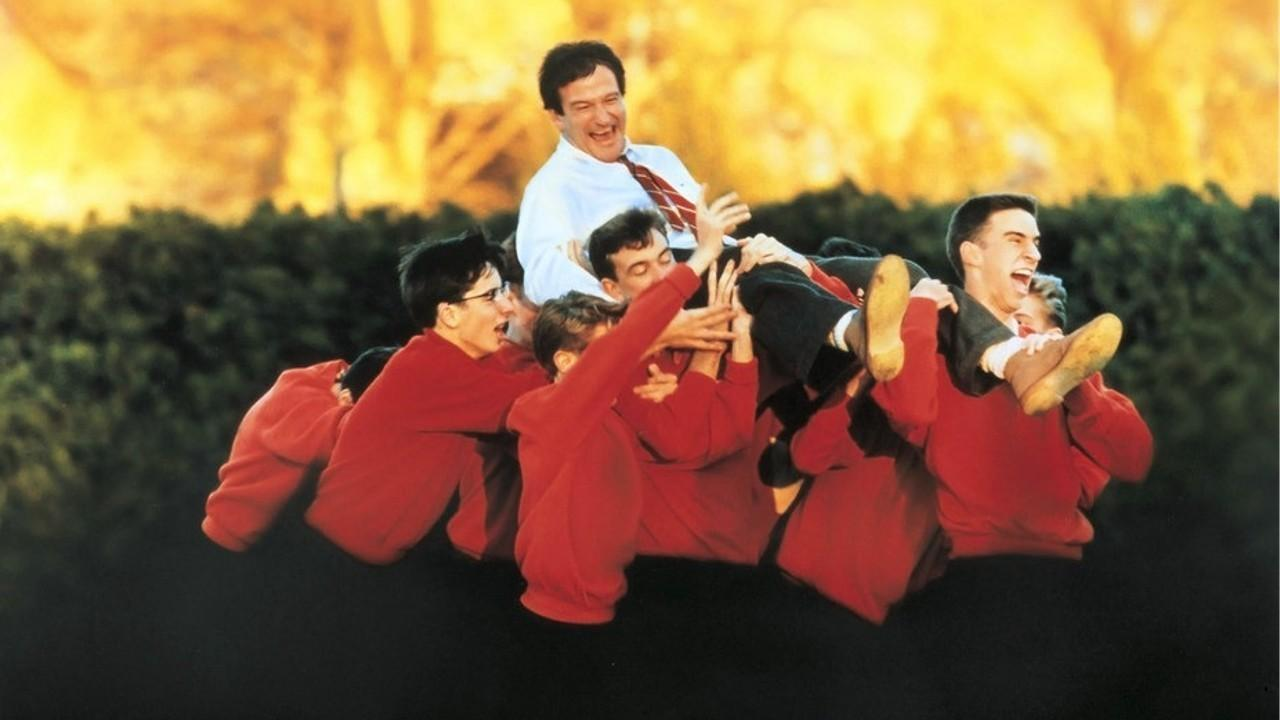 an essay on the movie dead poets society The movie, dead poets society directed by peter weir is set in an american private school during a time of romanticism in the first half of the twentieth century.