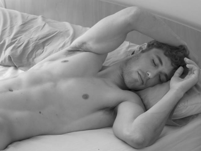 sleeping-male-cock