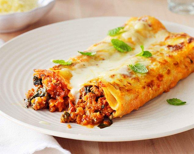 1. Varsa yoksa bu hamur işi İtalyan mutfağında var be güzel kardeşim!