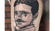 28 Incredible Sketch Tattoos For To Lose Your Mind!