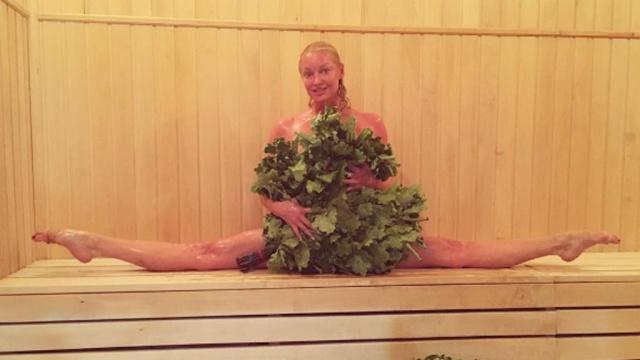 Волочкова последние новости фото  Womans Day
