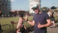 Тролль 80 уровня: Даешь больше фото с Пизанской башней