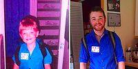 First Day Of School Vs Last Day Of School In 10 Photos