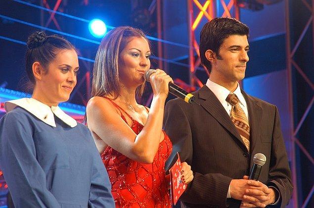 12. Engin Akyürek / Türkiye'nin Yıldızları (Program 2004)
