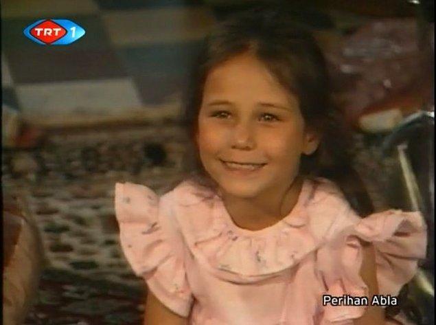 22. Burçin Terzioğlu / Perihan Abla (Dizi 1986)