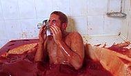 Блогер чуть не ослеп в ванне из перца!